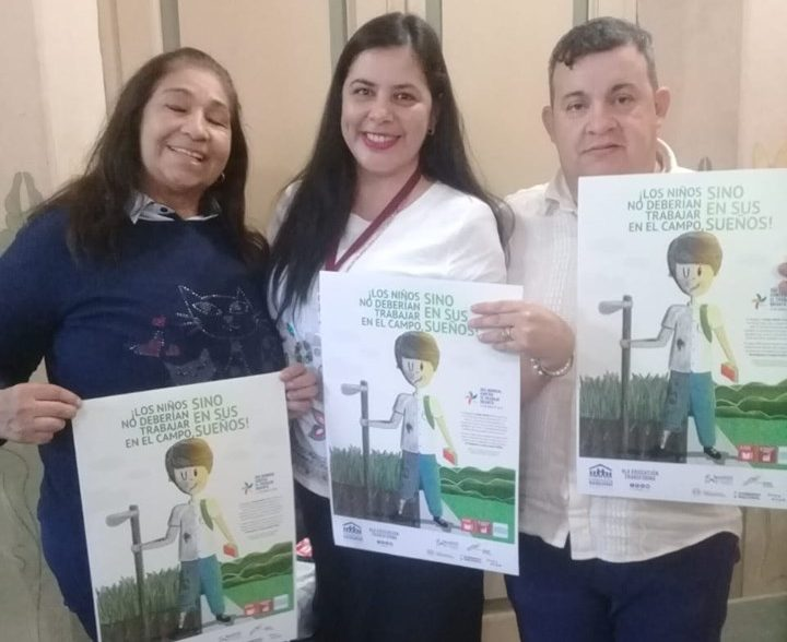 Evento sobre la Erradicación del trabajo infantil y del adolescente